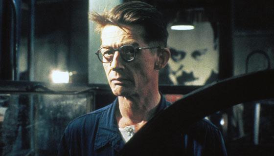 Winston Smith dans le film 1984 par Michael Radford